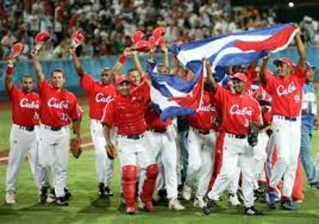 Beisbol en Cuba