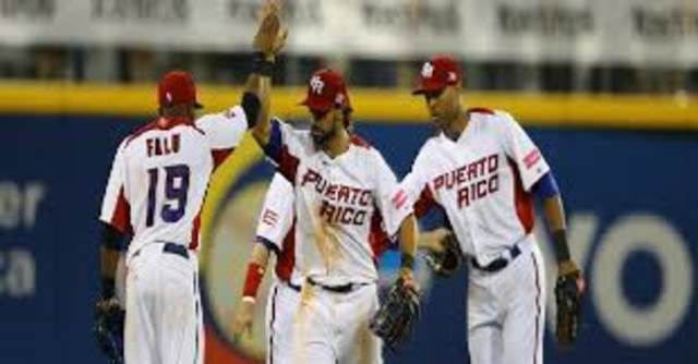 Beisbol en Puerto Rico