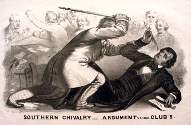 Canning of Charles Sumner