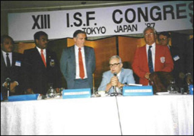 Bill Kethan ISF