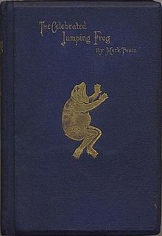 """""""The Notorious Jumping Frog of Calaveras County"""""""