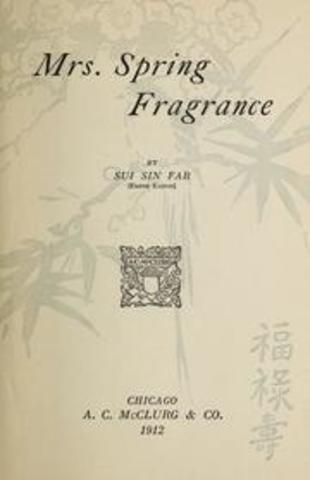 """""""Mrs. Spring Fragrance"""""""