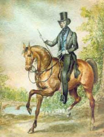 Петербург 1831—1833