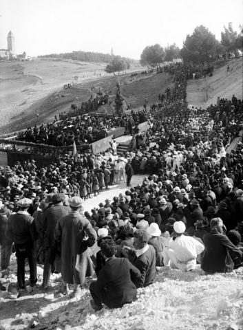 האוניברסיטה העברית בירושלים הוקמה בשנת 1925 – שני רעיונותיו של שפירא התממשו, אך הוא לא זכה לראותם.