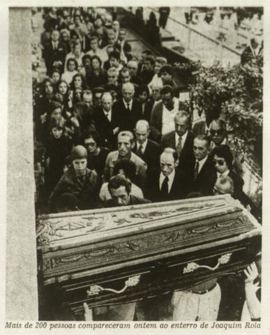 Morre Joaquim Rolla