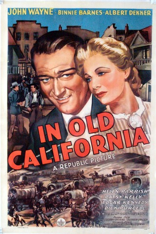 First film made: In Old California