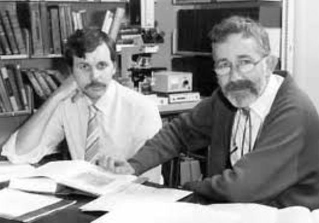 Barry Marshall y Robin Warren