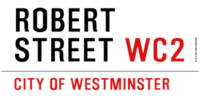Lives on Robert Street London with his brother John.