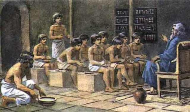 В середине III тысячелетия до н.э. в Древнем Вавилоне проводились испытания