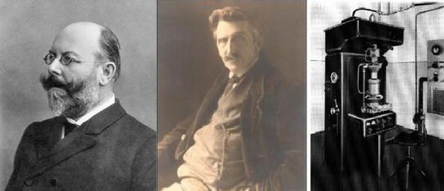 Friedrich Loeffler y F. Frosch