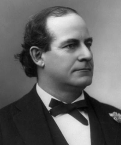 William J Bryan