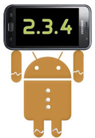 Android 2.3.4 Gingerbread