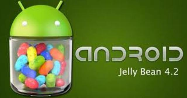 android 4.2 Gummy bear