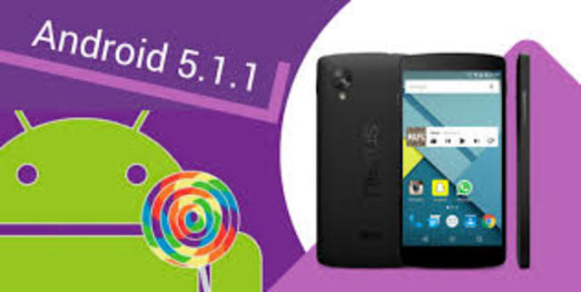 android 5.1.1 Lollipop