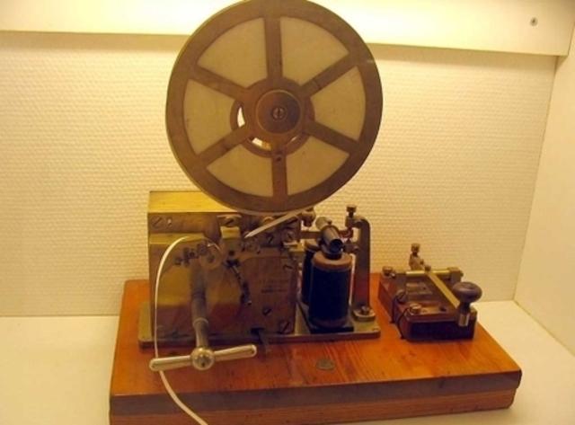 Primera transmisión de sonido