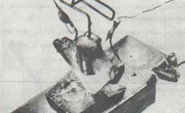 Primer transistor en la historia de laHumanidad