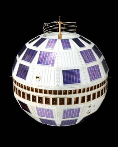 Lanzamiento del Telstar 1