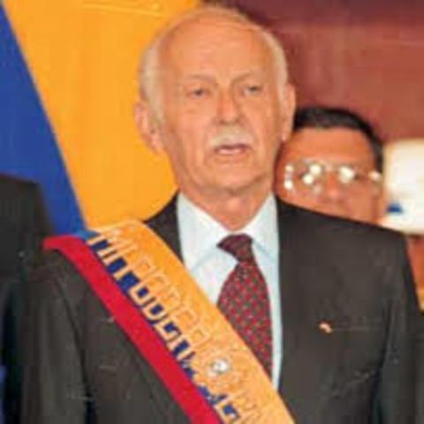 ARQ. SIXTO DURÁN BALLÉN