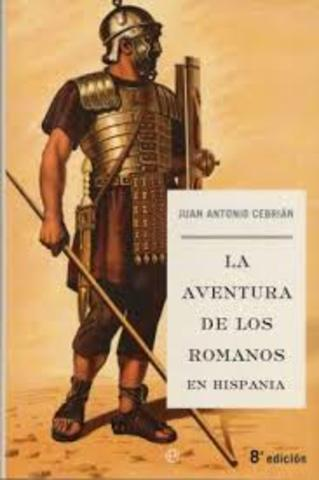 Romanos en Hispania