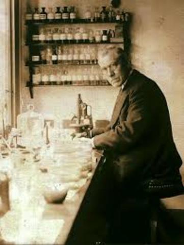 Fundador de la virologia. Martinus Willem Beijerinck.
