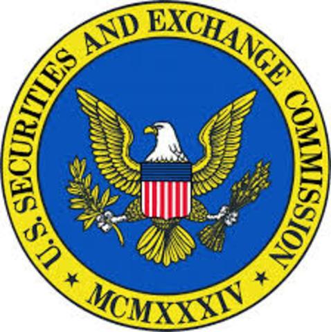 Securities & Exchange Commision