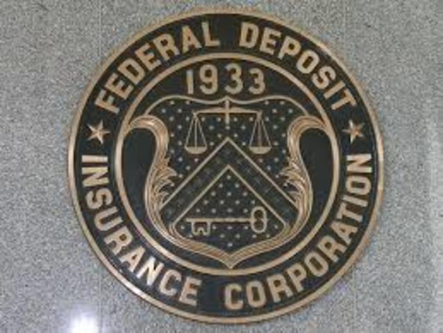 Federal Deposit Insurance cororation