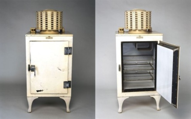The first refrigerator - The DOMELRE