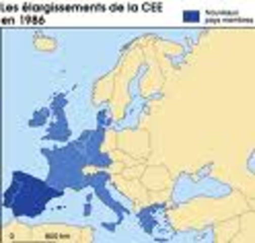 Portugal adere à CEE