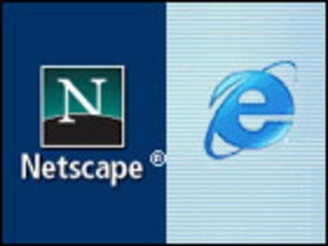 Netscape Sues Microsoft