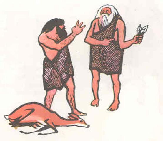 более 3000 тыс.  лет до н. э.  Счет появился