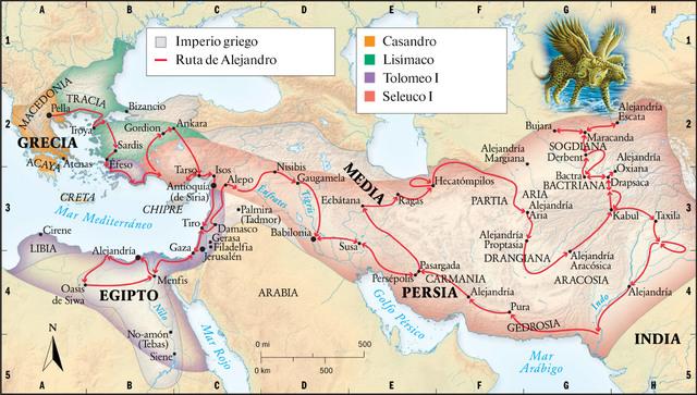 Edad antigua (imperio romano y griego)
