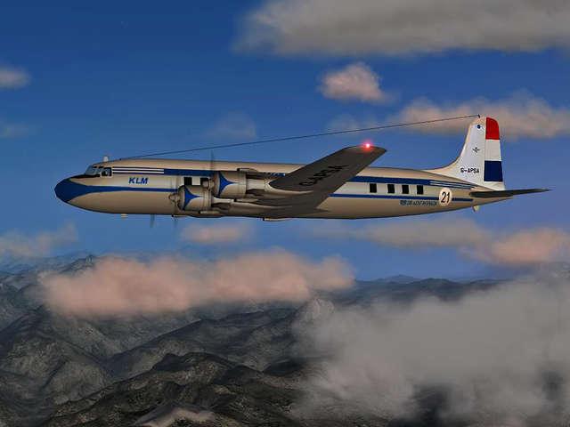 crece el transporte aereo