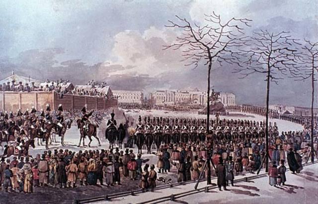 Decembrist Revolt  (part 1)