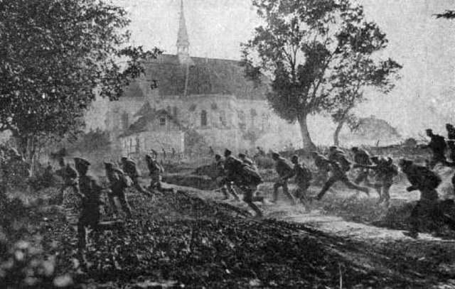 World War I (Russian involvement) (part 1)