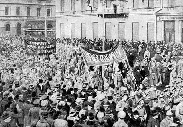 The March Revolution (part 1)