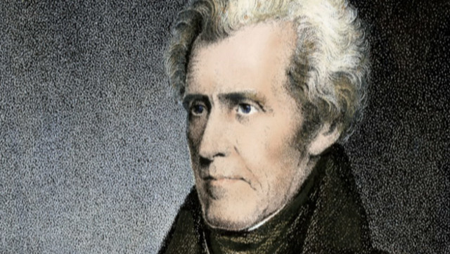 El presidente Andrew Jackson consigue expulsar a los Rothschild del banco central de Estados Unidos.