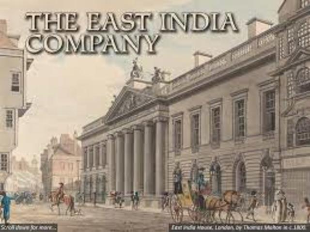 Nathan M.R. invirtio 300000 dolares en oro en la East India Company.