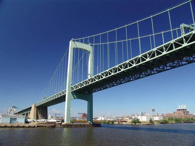 le pont Walt Whitman