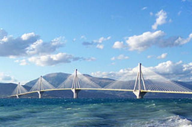 Pont Rion-antiron