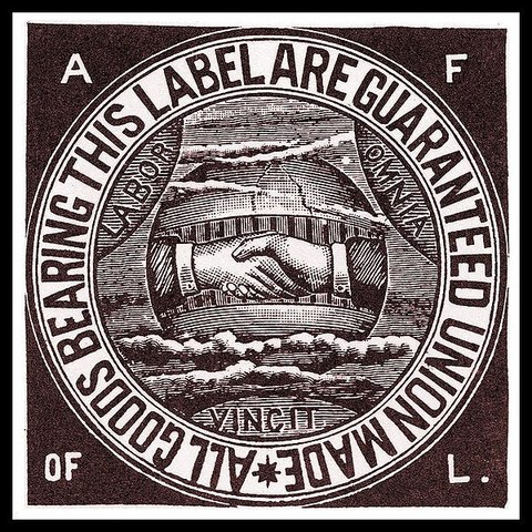 The American Federation of Labor is founded.