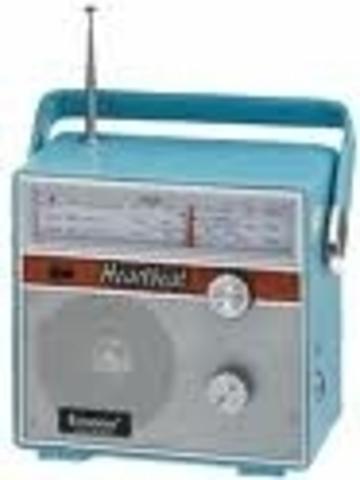 1960s Radio