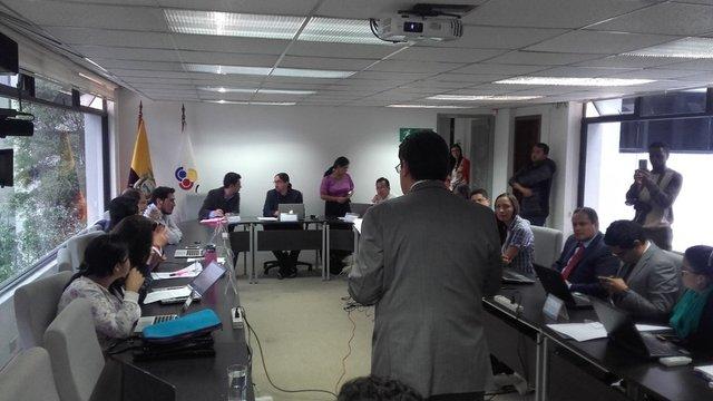 CES emite resolución sobre Universidad Andina