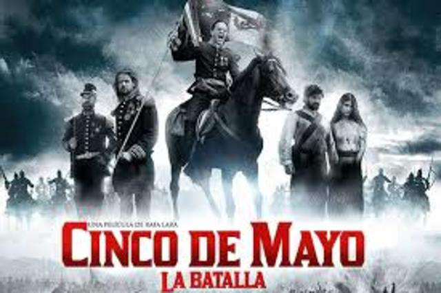 batalla del 5 de mayo en Puebla
