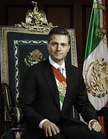 gobierno de Enrrique Peña Nieto