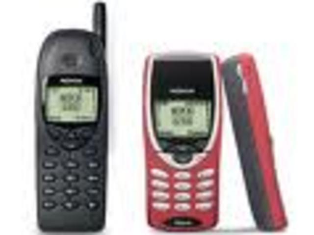Nokia 6160  or Nokia 8260