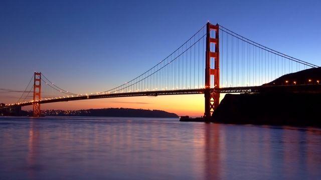 Golden Gate-Euriel et Samvel