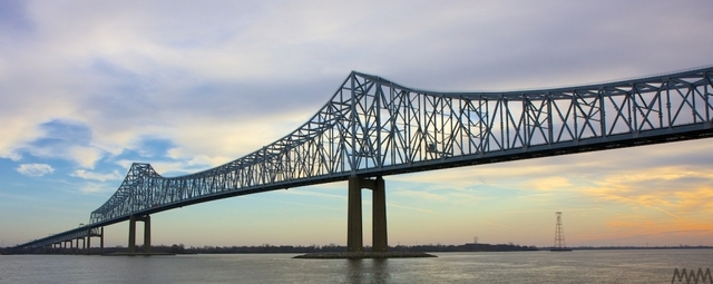Comodore barry bridge Louis Pierre