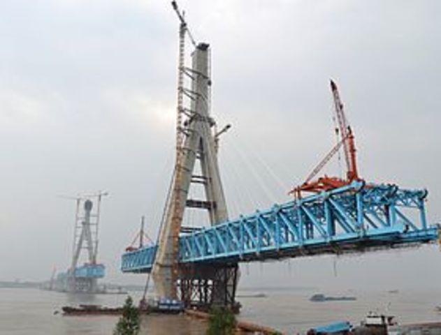 Pont ferroviaire d' Anquing