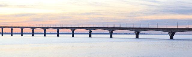Pont de l'Ile de Ré Pierre Louis