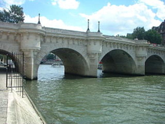 Pont-Neuf Weiss et FLorent